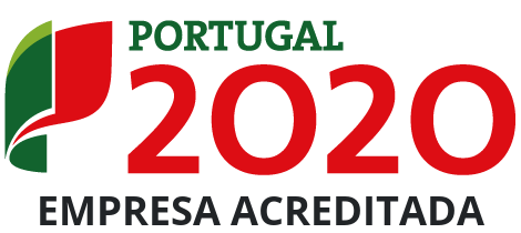 Portugal 2020 - Empresa Acreditada